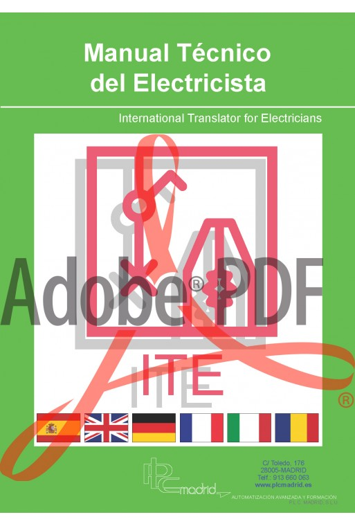 Manual técnico - International Translator for Electricians (Formato PDF)