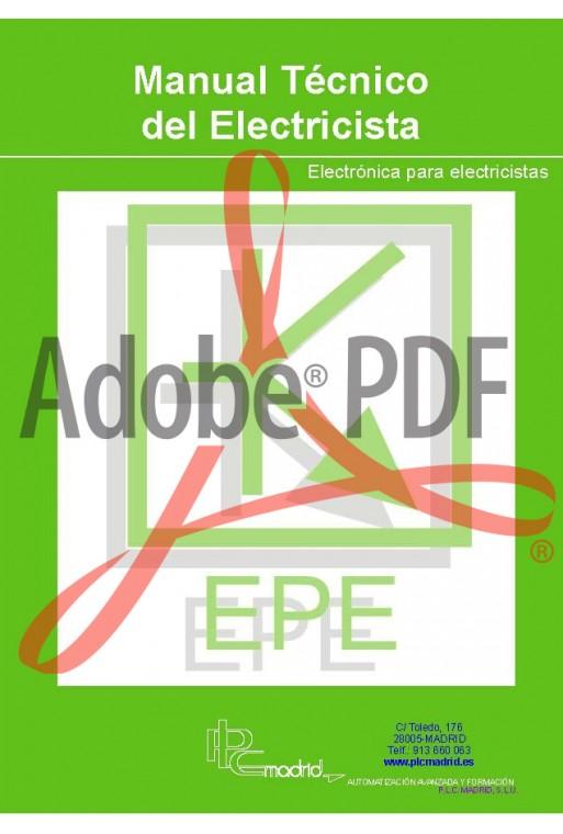 Manual Técnico del Electricista - Electrónica para electricistas (Formato pdf)