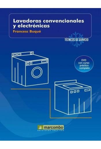 LAVADORAS CONVENCIONALES Y ELECTRONICAS