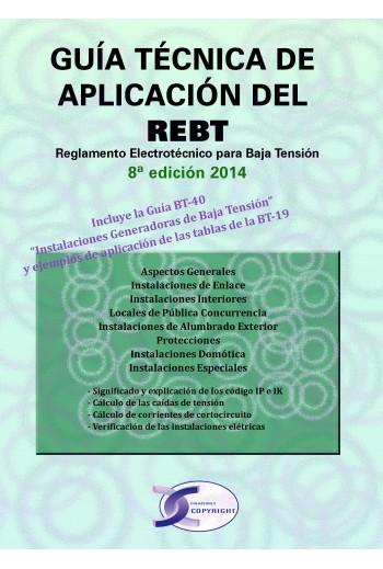 Guía Técnica de Aplicación del REBT 8ª edición.