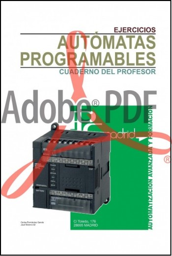 Autómatas programables. Ejercicios. Cuaderno del profesor (Formato pdf)