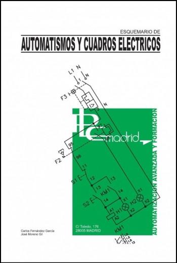 Esquemario de automatismos y cuadros eléctricos