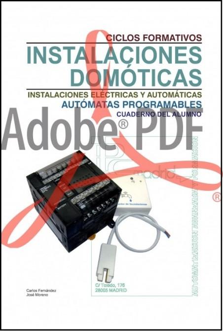 Autómatas programables. Ejercicios. Cuaderno del alumno (Formato pdf)
