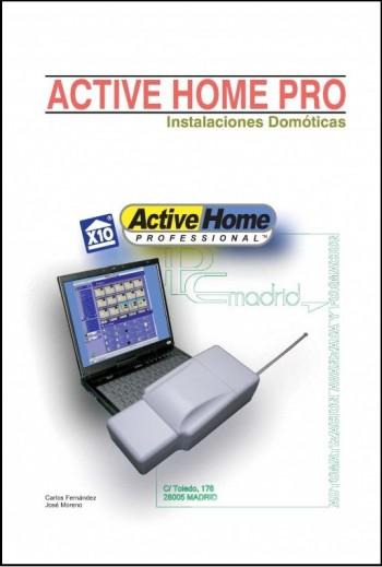 Instalaciones domóticas corrientes portadoras X-10 manual activehome pro