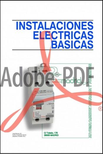 INSTALACIONES ELÉCTRICAS...