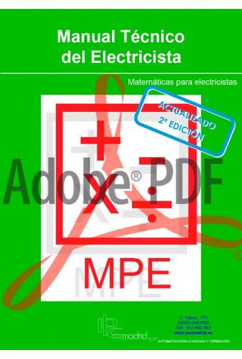Manual Técnico - Matemáticas para electricistas (Formato pdf)