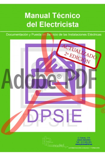 MANUAL TÉCNICO - DOCUMENTACIÓN Y PUESTA EN SERVICIO DE LAS INSTALACIONES ELÉCTRICAS (FORMATO PDF)