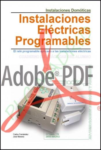 Instalaciones domóticas Libro del Alumno. Instalaciones eléctricas programables (Formato Pdf)