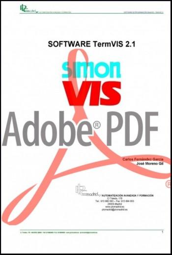 Libro sobre el Software TermVIS 2.1(Formato PDF)