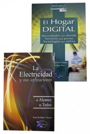 El Hogar Digital + La Electricidad y sus aplicaciones