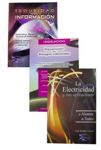 Prevención de Riesgos Laborales + Seguridad de la Información + La electricidad al Alcance de todos
