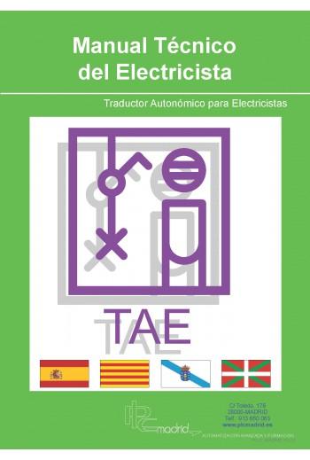 Manual técnico - Traductor autonómico para electricistas
