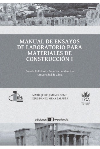 Manual de ensayos de laboratorio para materiales de construcción I