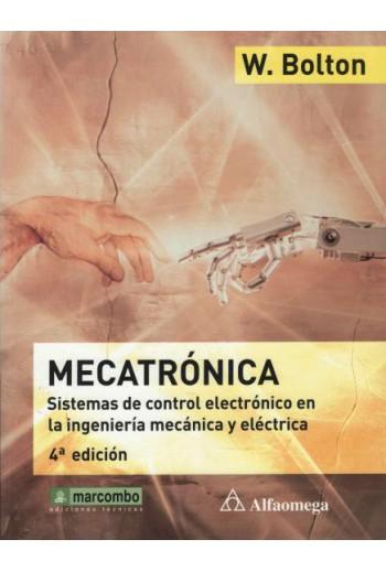 MECATRONICA 4ED. SISTEMAS DE CONTROL ELECTRONICO
