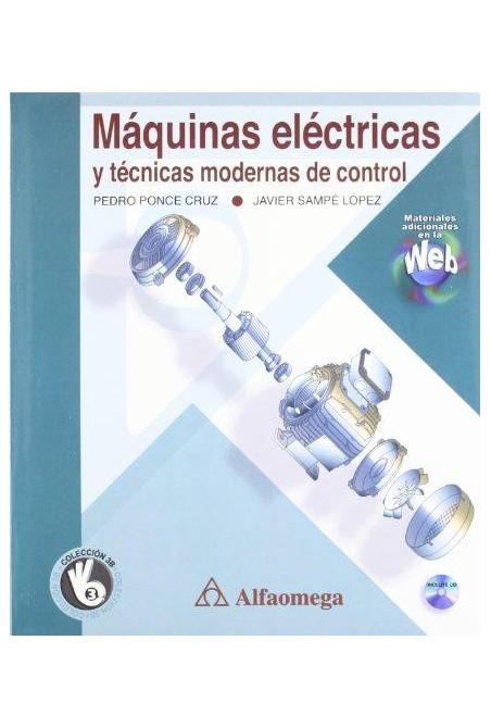 MÁQUINAS ELÉCTRICAS Y TÉCNICAS MODERNAS DE CONTROL