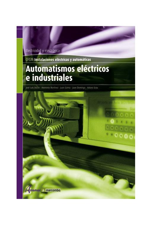 AUTOMATISMOS ELECTRICOS E INDUSTRIALES