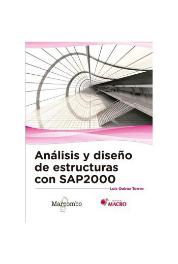 ANÁLISIS Y DISEÑO DE ESTRUCTURAS CON SAP2000 V.15