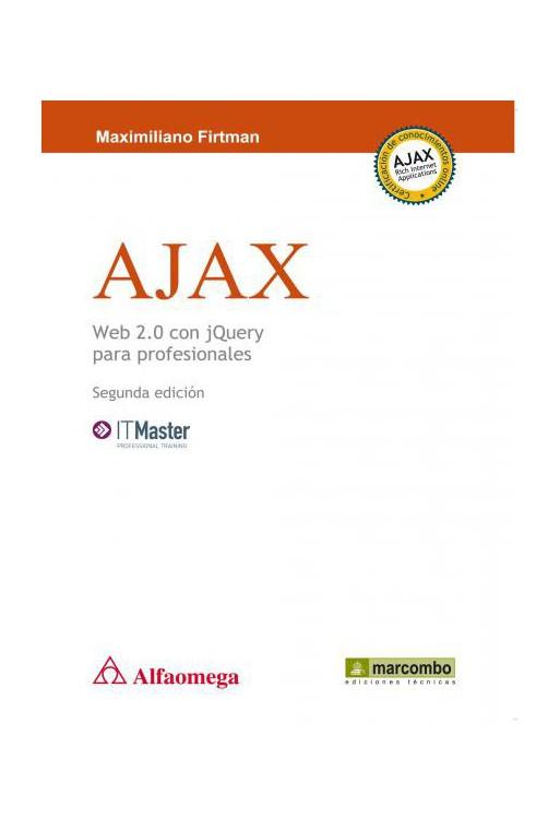AJAX WEB 2.0 CON JQUERY PARA PROFESIONALES