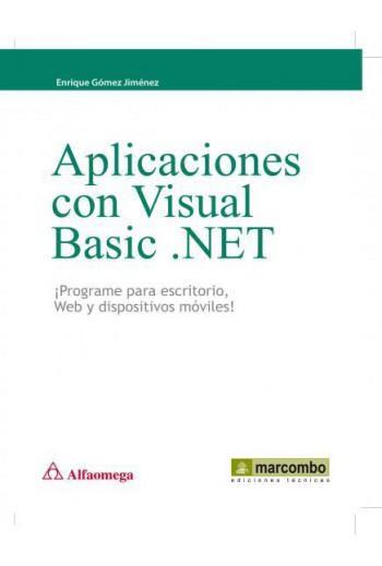 APLICACIONES CON VISUAL BASIC .NET