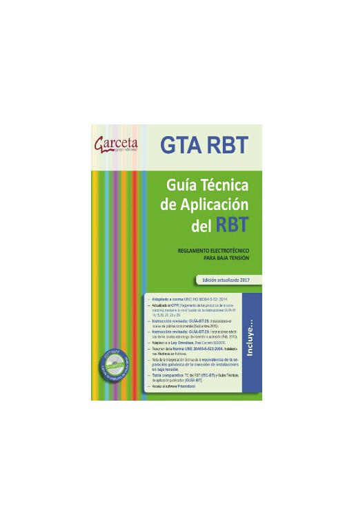 Guía Técnica de Aplicación del REBT 5º Edición