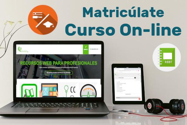 Matricúlate en nuestro curso online