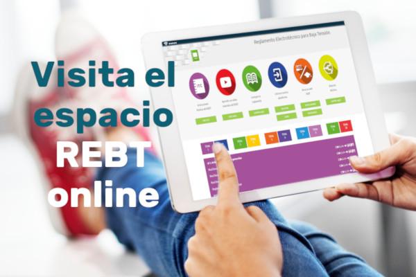 Visita el espacio REBT on-line